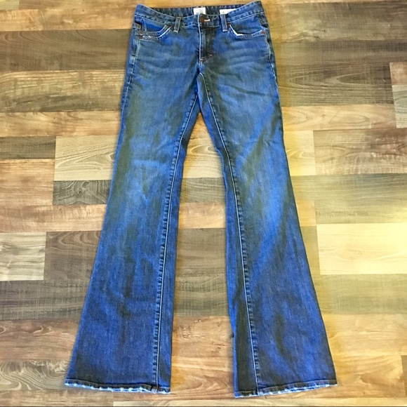 Denim - Salt Avenue A Low Rise Flare
